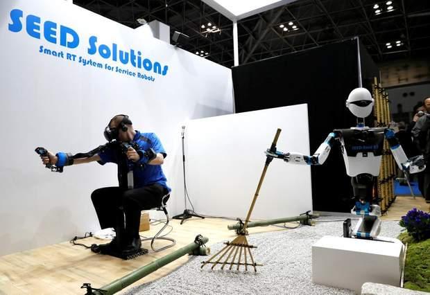 Роботи показали, на що вони здатні