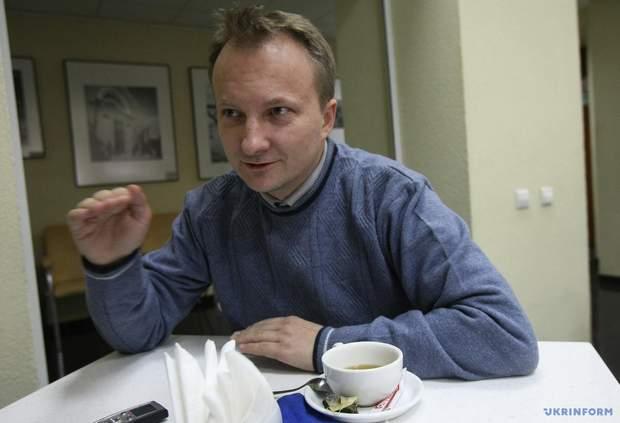 Український політолог Олександр Палій