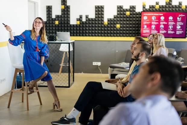 Операційний директор SaaS Batch одного з найбільших B2B акселераторів Європи Startup Wise Guys Олександра Балкова