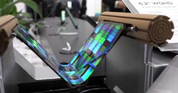 Huawei готує перший гнучкий 5G-смартфон
