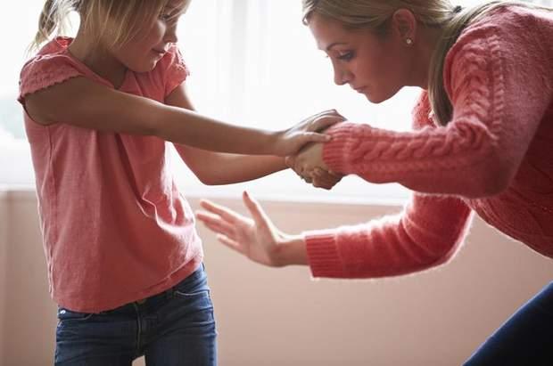 Тілесне покарання дітей у сім'ї може призвести до проблем з психічним здоров'ям