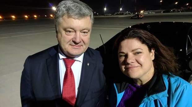 Президент з київською блогеркою