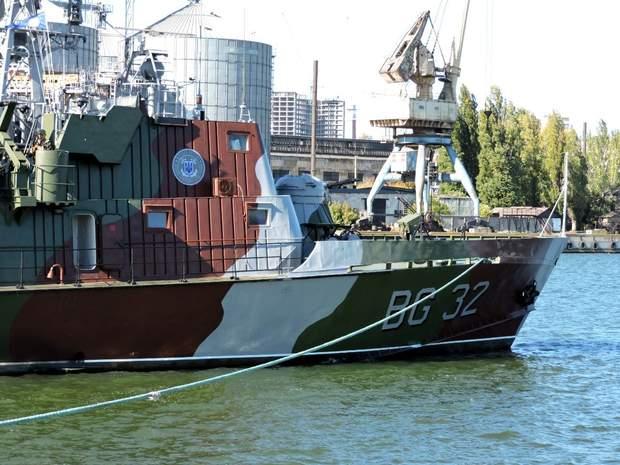 Азовське море Найбільший корабель