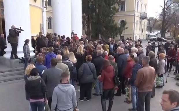 Марина Поплавська прощання Київ
