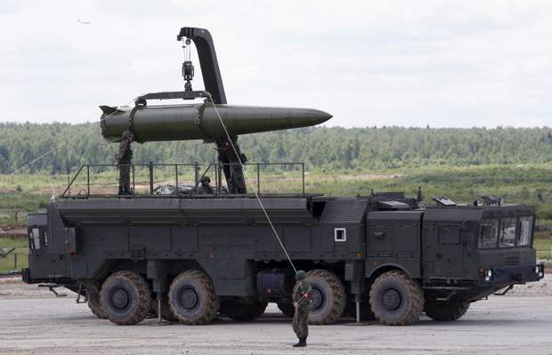 Російська крилата ракета