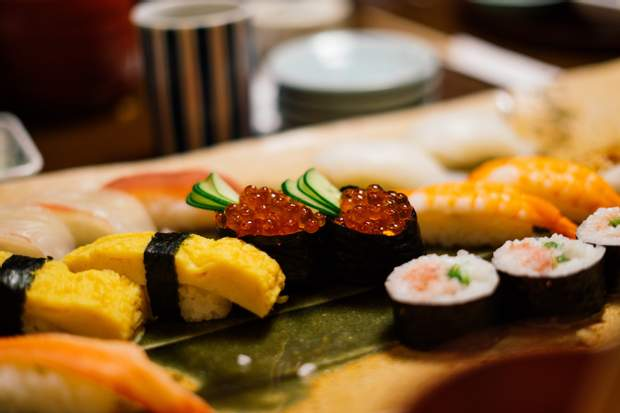 сварить рис для суши 370 граммов рецепт