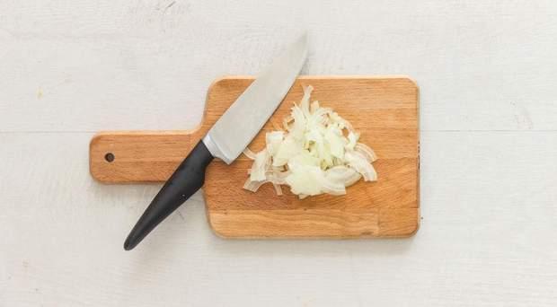 Цибуля покращить смак гречаної крупи
