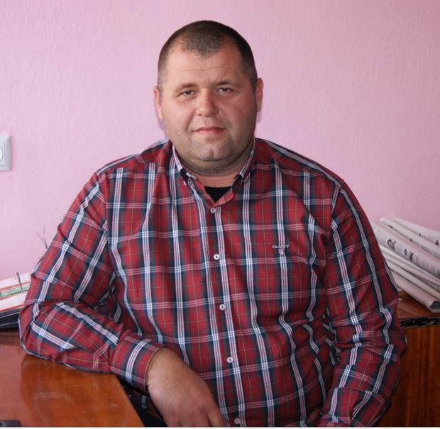 Депутат Йосип Фовріш