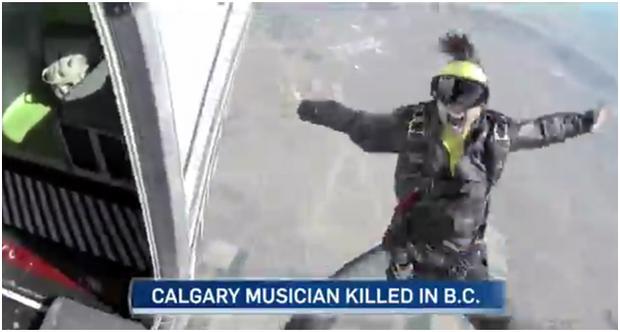 Смертельний трюк. Канадський репер зірвався зкрила літака під час зйомок кліпу