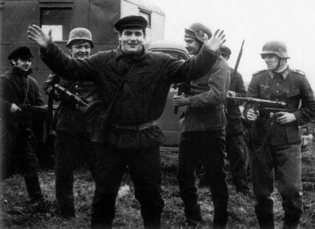 Аркадій Ротенберг (ліворуч), Василь Шестаков (по центру)