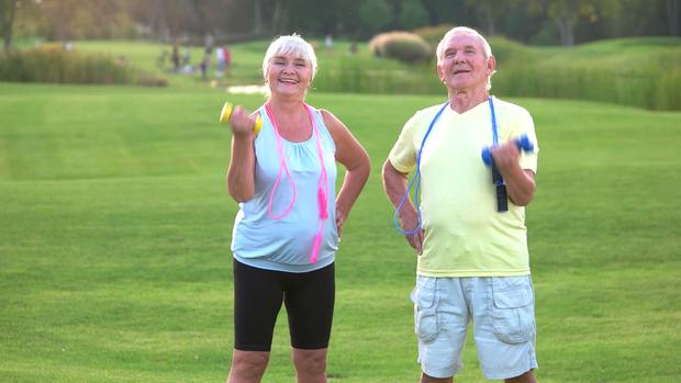 Фізичні вправи допоможуть зменшити ризик розвитку старечого недоумства