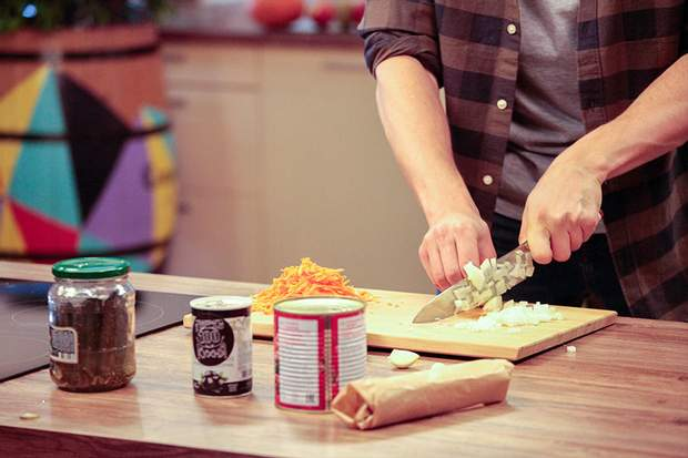як зробити солянку