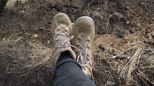 Нове взуття для військових – прорив, але має певні мінуси
