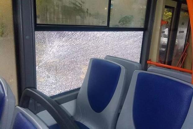 Дніпро обстріл зброя тролейбуси кримінал поліція