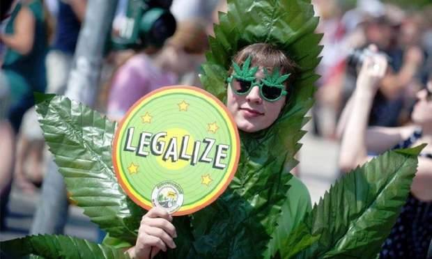 27 жовтня у Києві вимагатимуть легалізацію марихуани