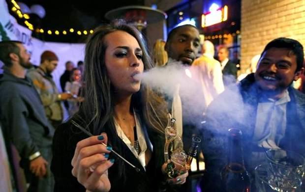 Побутує думка, що куріння коноплі краще за вживання алкоголю