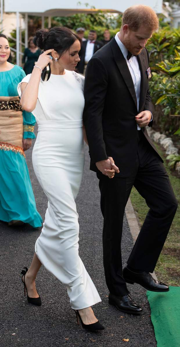 Меган Маркл і принц Гаррі / Getty