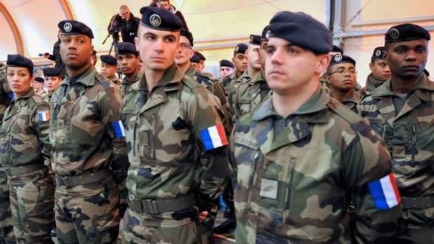 Франція Армія НАТО