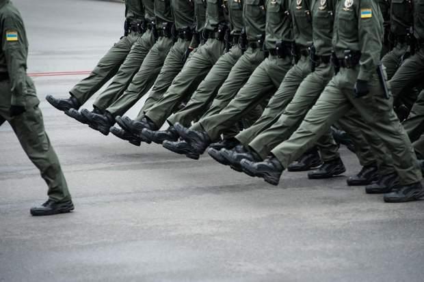 Україна армія солдати