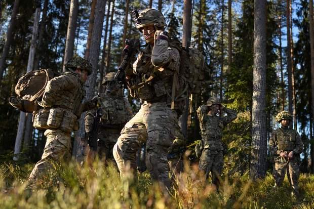 НАТО військові навчання Норвегія