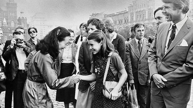 Саманта Сміт приїхала до Радянського Союзу