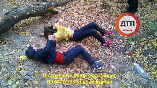 Київ матір втопила дітей кримінал вбивство