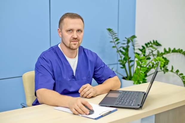 Керівник ортопедо-травматологічного напрямки ММ
