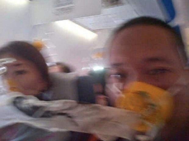 Пасажири Boeing 737 за кілька хвилин до падіння