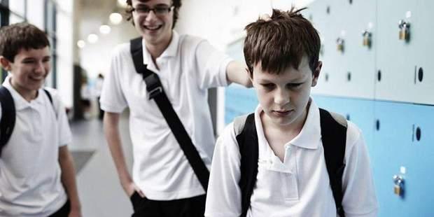 Шкільне цькування в Україні