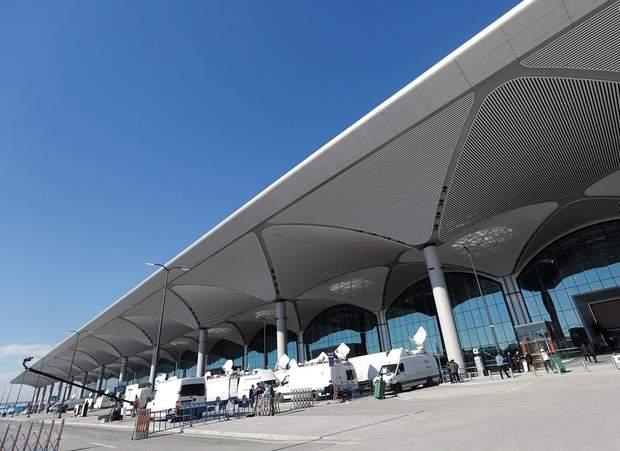 аеропорт Туреччина