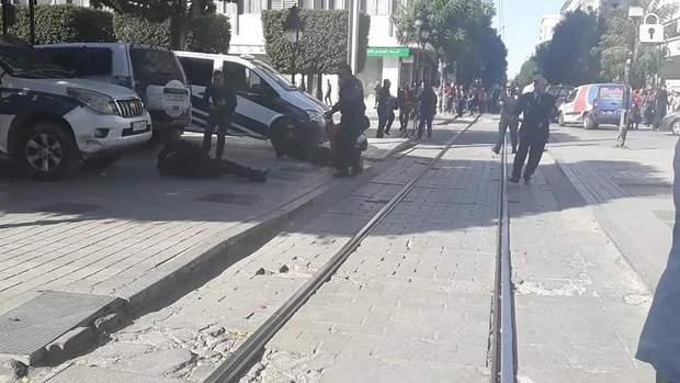 Теракт в Тунісі