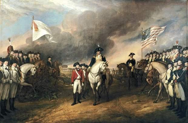Завершення війни (1781-83)