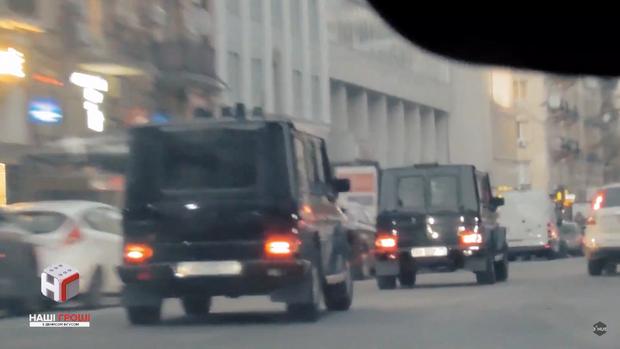 Автомобіль Льовочкіна