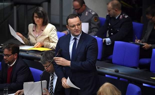 Міністр охорони здоров'я Німеччини Єнс Шпан