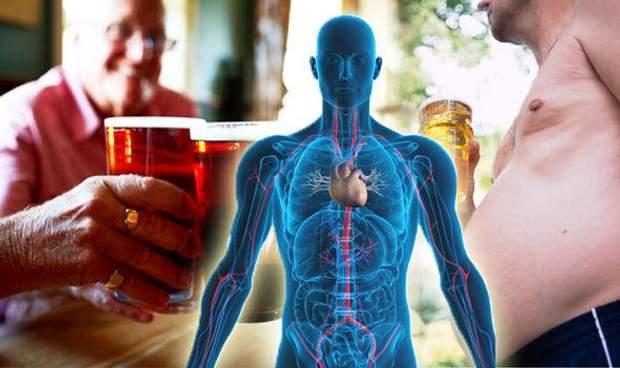 Алкоголь, наслідки, помутніння, горілка