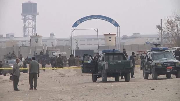 Біля в'язниці в Афганістані стався вибух