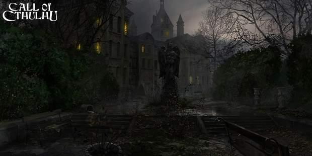 Скріншот з гри Call of Cthulhuи