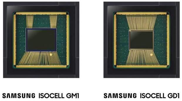 Samsung  представила сенсор для камери на 48 та 32 мегапікселя