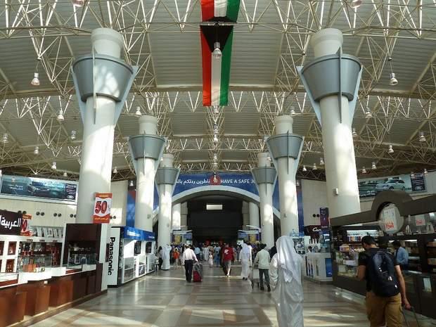 Міжнародний аеропорт Кувейт