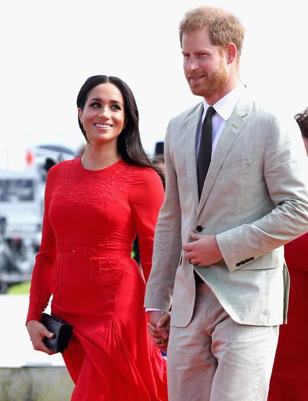 Меган Маркл і принц Гаррі в Австралії