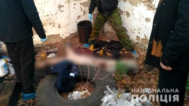 Харьковщина, убийство, муж, жена, задушил, полиция