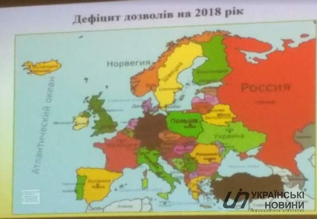Карта Крим Росія Ноняк Укртрансбезпека