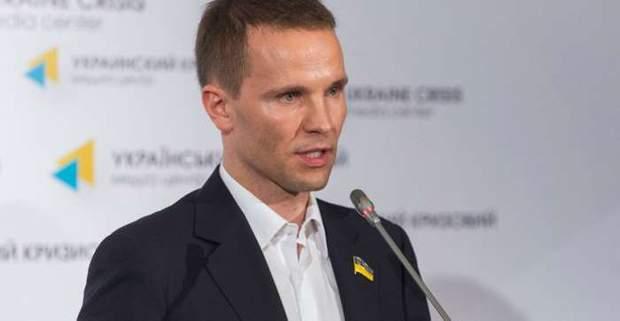 Нардеп Юрій Дерев'янко