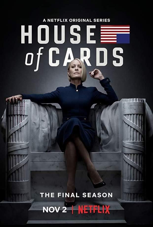 Серіал Картковий будинок 6 сезон