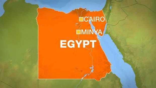 Єгипетське місто Мінья знаходиться приблизно в 270 км на південь від столиці