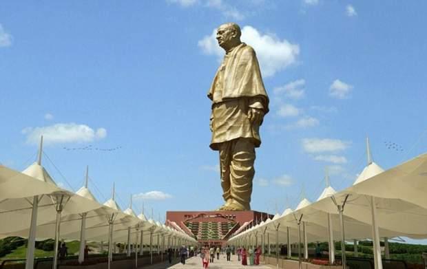 Статуя Єдності в Індії