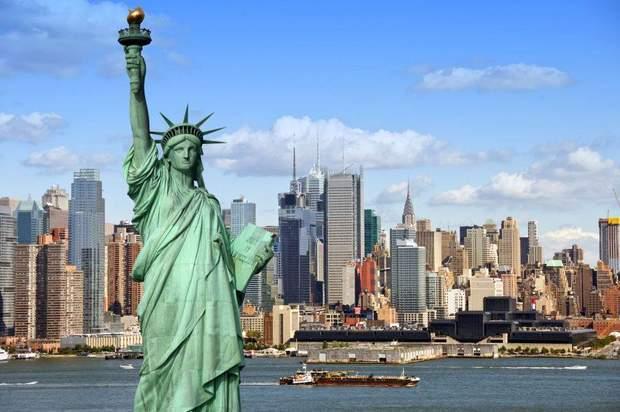 Статуя Свободи в США