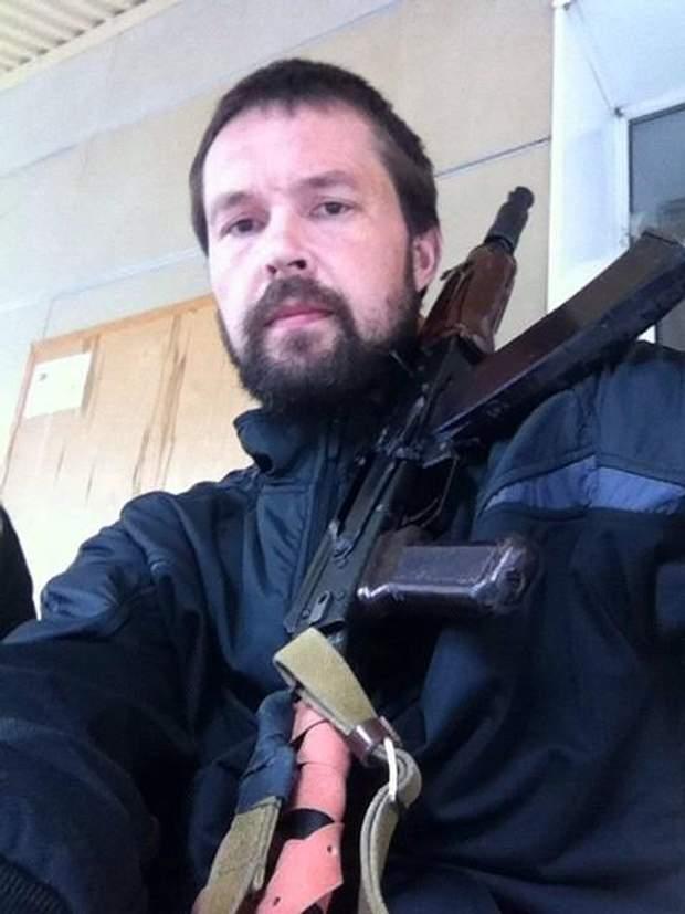 Бойовик ДНР снайпер Максим Шадров
