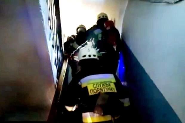 Рятувальники ліквідували пожежу в квартирі