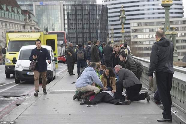 Лондон теракт